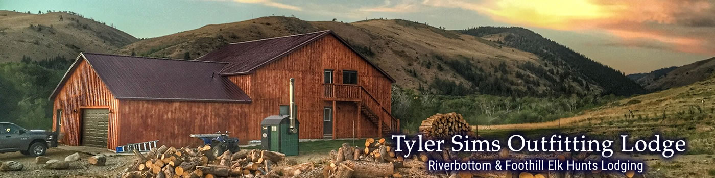 tyler sims elk hunt lodge